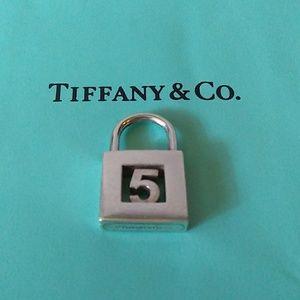 *RARE* VINTAGE Tiffany & Co. Padlock Charm Pendant